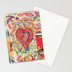 Jasper Heart Stationery Cards