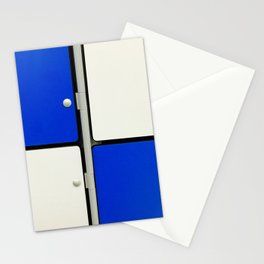 Gym Lockers Stationery Cards