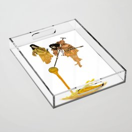 Gurasu Gods Acrylic Tray