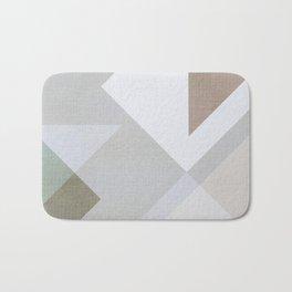 Creame Geometric Bath Mat