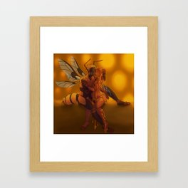 Sweeter Than Honey Framed Art Print