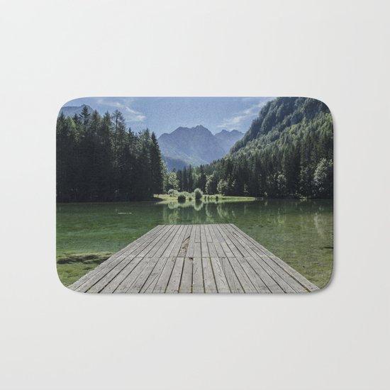 Mountain Masterpiece Bath Mat