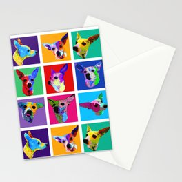 Maggie Warholed Stationery Cards