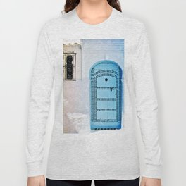 Chefchaouen Long Sleeve T-shirt