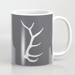 Elk Antler Coffee Mug