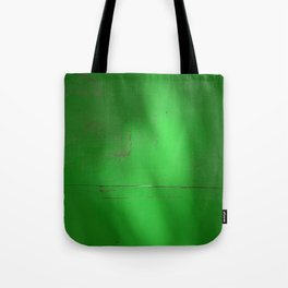 Green Light Spots Tote Bag