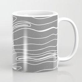 Soul river_Grayscale Coffee Mug
