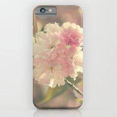 Vintage Blossoms Slim Case iPhone 6s