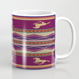 American Native Pattern No. 104 Coffee Mug
