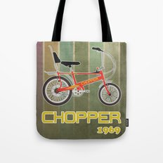 Chopper Bicycle Tote Bag