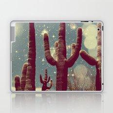 Space Cactus Laptop & iPad Skin