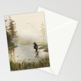 Magical Morning Stationery Cards
