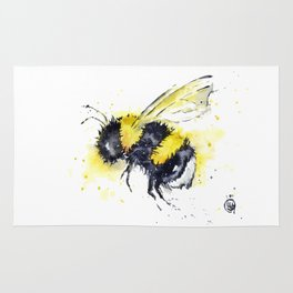 Bumble Bee - Buzz Rug