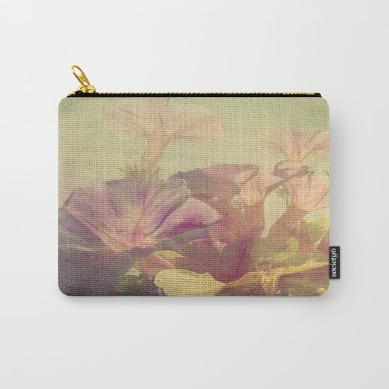 Wild Summer Flowers Carry-All Pouch