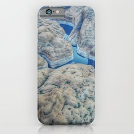 Lake Powell aerial shot iPhone Case