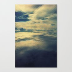 Just Above Canvas Print