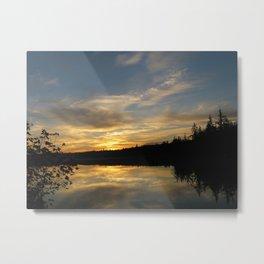 Sunset 37 Metal Print