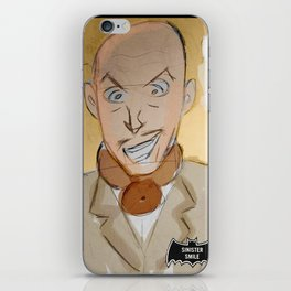 Vincent Price as EggHead iPhone Skin