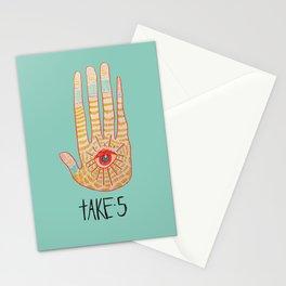 TAKE 5 Stationery Cards