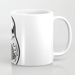 Matroska Skull Coffee Mug