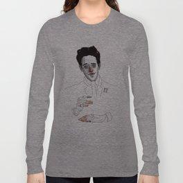 Adrian Brody Long Sleeve T-shirt