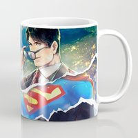 heroes of olympus Mugs featuring Heroes by Hai-ning
