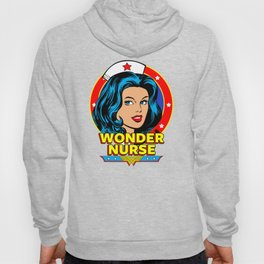 Wonder Nurse Hoody