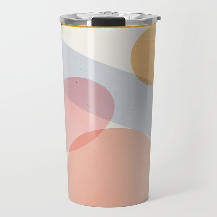 Abstraction_Home_Sweet_Home Travel Mug