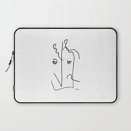 Demeter Moji d24 4-3 w Laptop Sleeve