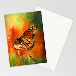 Monarch Butterfly ~ Ginkelmier Inspired Stationery Cards
