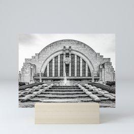 Union Terminal Mini Art Print