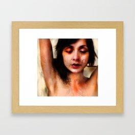 Sleep Unaware Framed Art Print