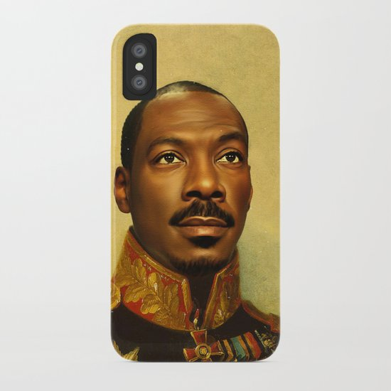 Eddie Murphy - replaceface iPhone Case