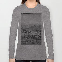 Pikes Peak and the Garden of the Gods, looking over the Gateway. Long Sleeve T-shirt