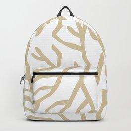 Golden Coral Backpack