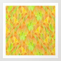 Tulip Fields #108 Art Print
