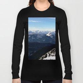 Crispy light air up here Long Sleeve T-shirt