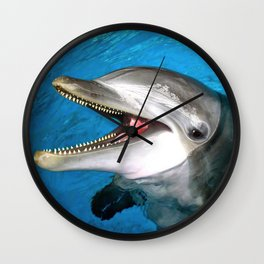 Beau(tiful) Wall Clock