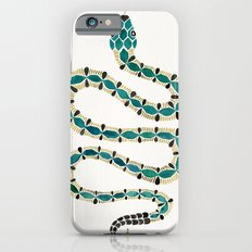 Emerald & Gold Serpent iPhone 6 Slim Case