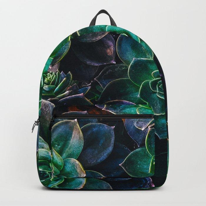 Succulent fantasy Backpack