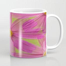 Endless Pink Cosmos Coffee Mug