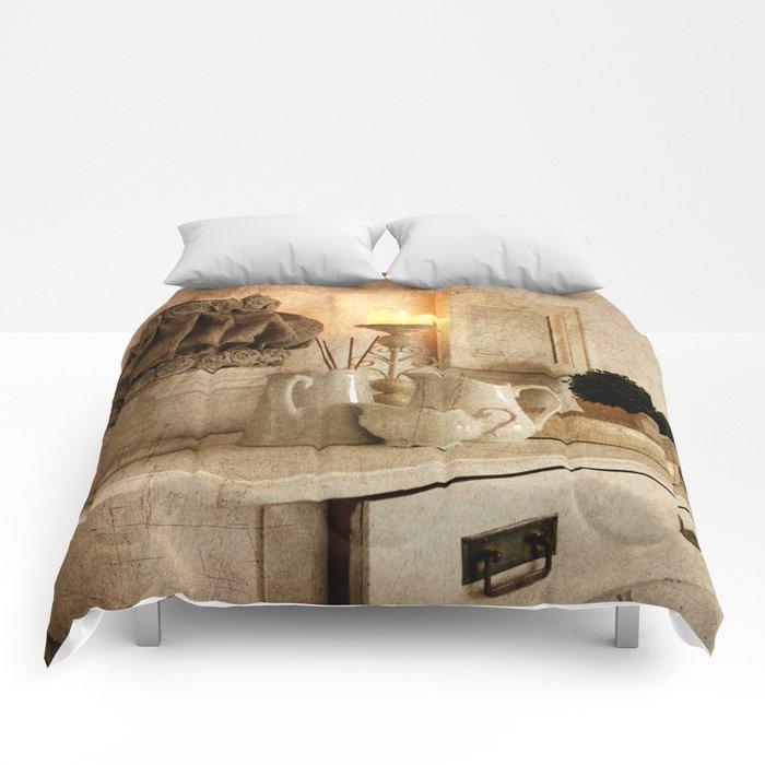 Shabby Charme Grandma's Home Comforters