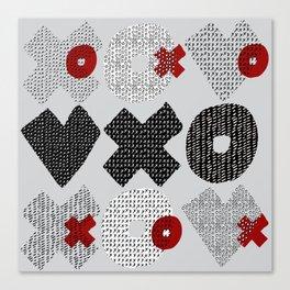 XOX You Too Canvas Print