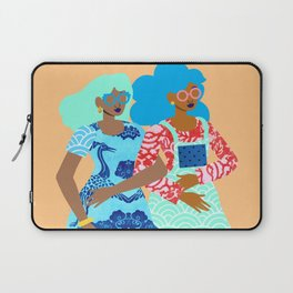Spring in Our Step Laptop Sleeve