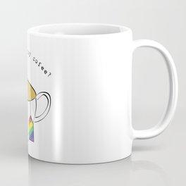 Gay goffee Coffee Mug