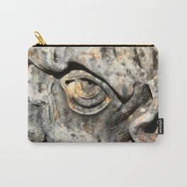 Stone Monster's eye Carry-All Pouch