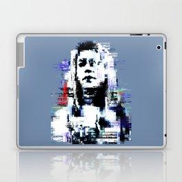 Golden Blue Laptop & iPad Skin