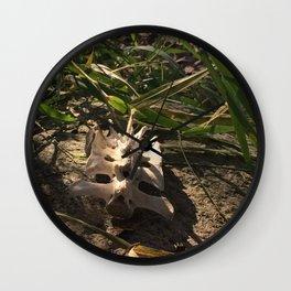 Coccyx Wall Clock