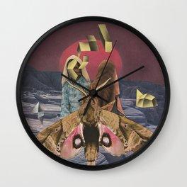 Martian Brujeria Wall Clock