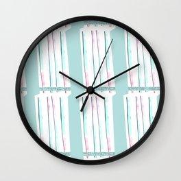 Off Key Wall Clock
